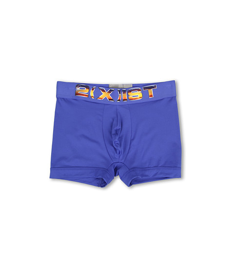 2(X)IST - Electric Limited Boxer Brief (Dazzling Blue) Men's Underwear