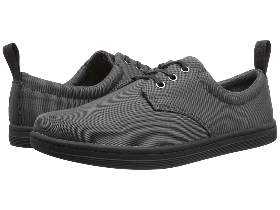 Dr. Martens - Tyrone (Grey/Black Lux Nylon/Game On) Men