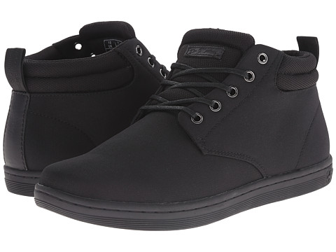 Dr. Martens - Maleke (Black) Men's Shoes