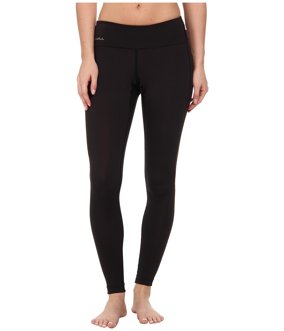 O'Neill - O'Zone Comp Tights (Black/Black/Black/Black) Women's Swimwear