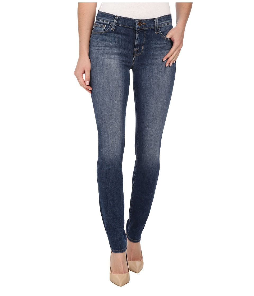 J Brand - Mid Rise Skinny in Imagine (Imagine) Women
