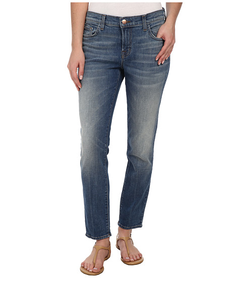 J Brand - Cropped Ellis in Rival (Rival) Women's Jeans
