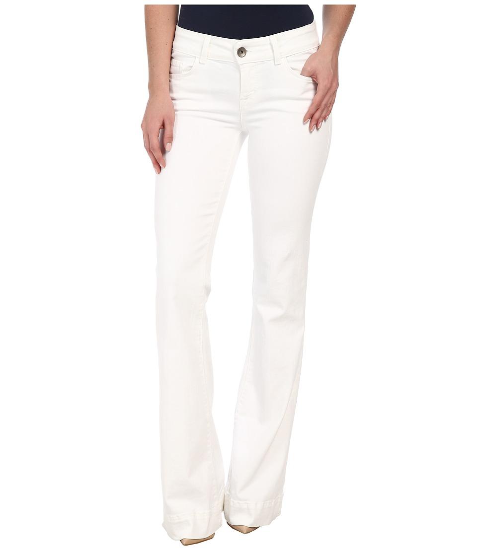 J Brand - Lovestory Flare in Blanc (Blanc) Women's Jeans