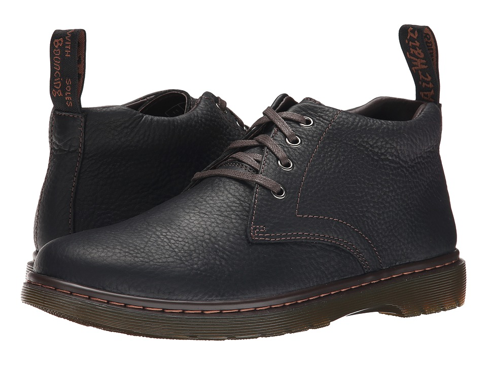 Dr. Martens - Barnie Chukka Boot (Black Grizzly) Men