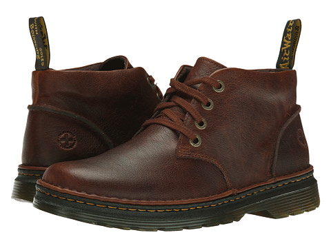 Dr. Martens - Giggs (Tan Plus) Men's Shoes