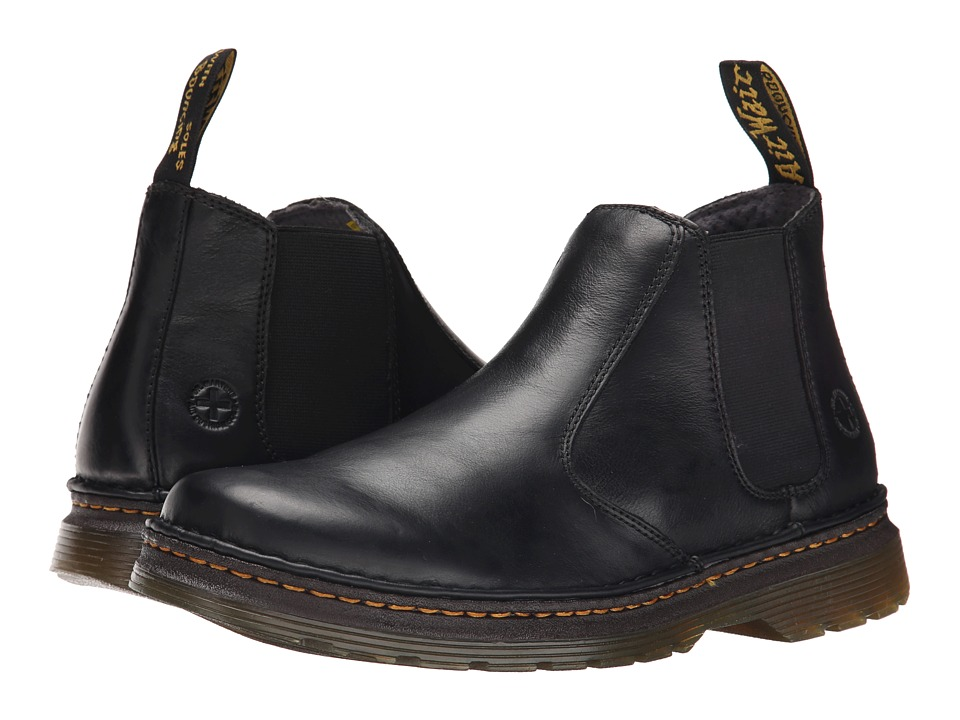 Dr. Martens - Lavery (Black Overdrive) Men's Shoes