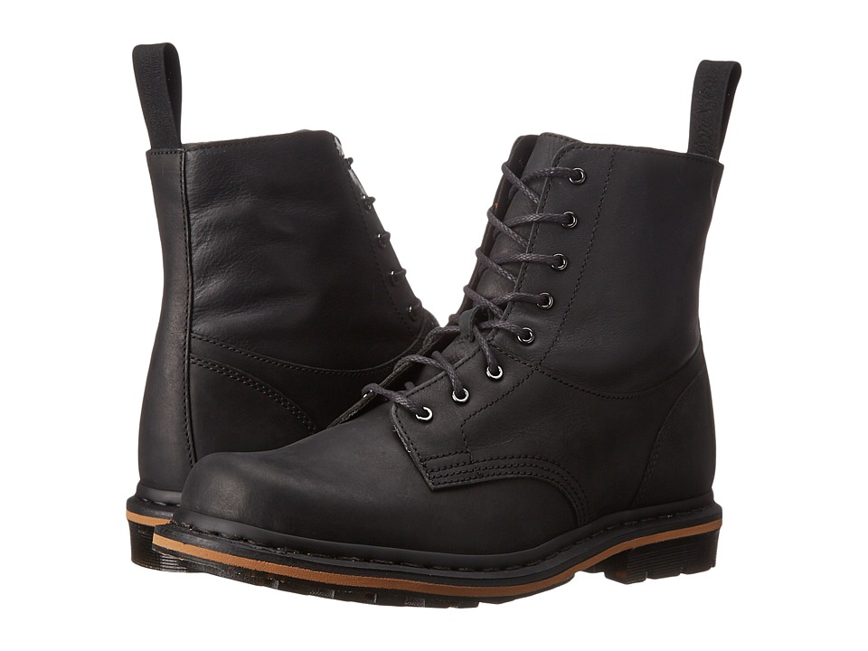 Dr. Martens - Tristan (Black Wyoming/Mirage) Men's Shoes