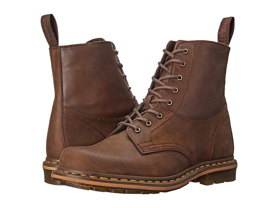 Dr. Martens Tristan (Gaucho/Dark Brown Crazyhorse/Mirage) Men