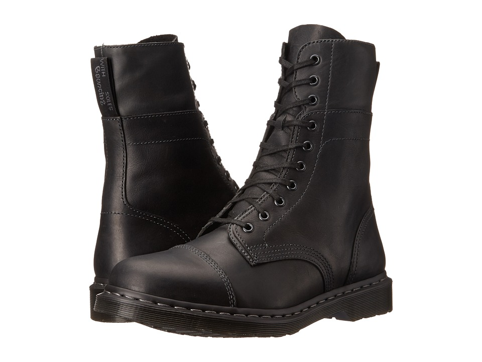 Dr. Martens - Hayes (Black Wyoming/Mirage) Men's Shoes