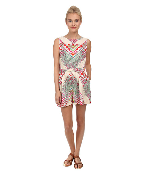 Mara Hoffman - Romper (Rainbow Stone) Women's Jumpsuit & Rompers One Piece