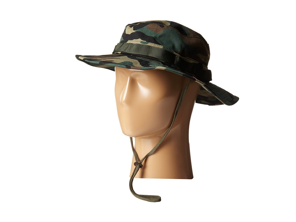 Obey - Ammo Boonie Hat (Field Camo) Caps