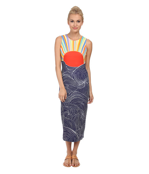 Mara Hoffman - Midi Dress (Misun) Women's Dress