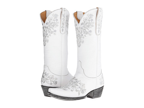 Old Gringo - Sora Bride (White) Women's Boots