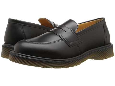 Dr. Martens - Addy (Black Smooth) Women's Shoes