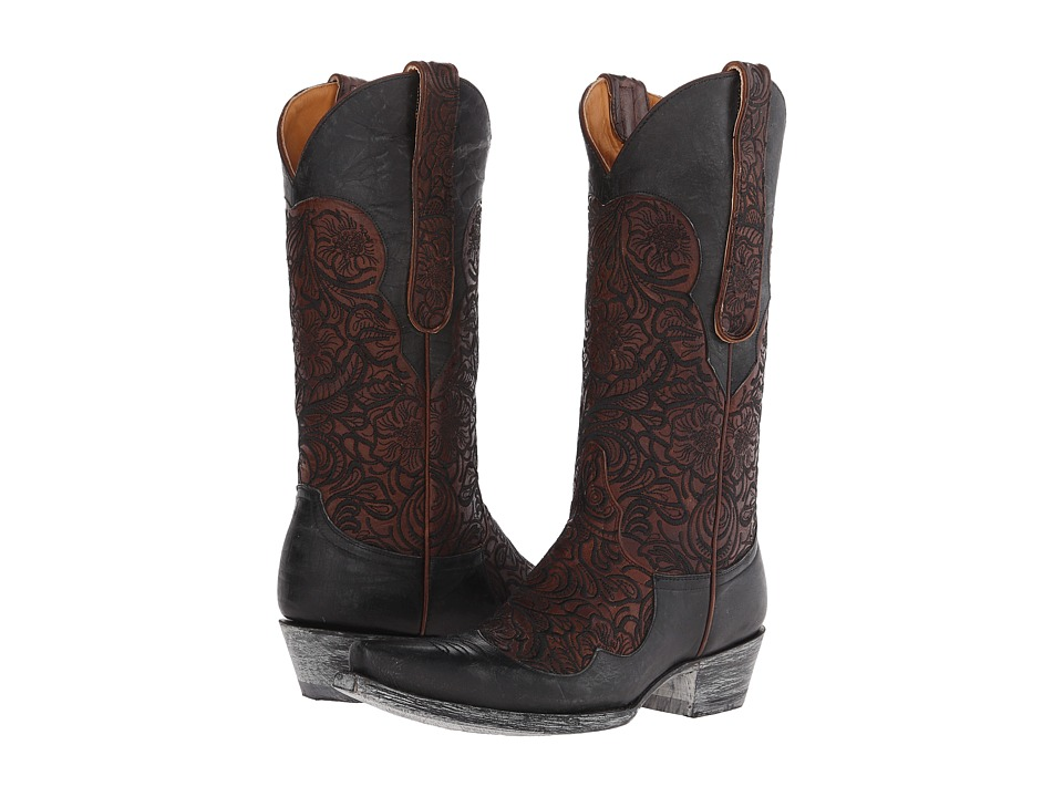 Old Gringo - Feita (Brass/Black) Women's Boots