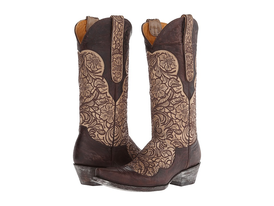 Old Gringo - Feita (Bone/Chocolate) Women's Boots
