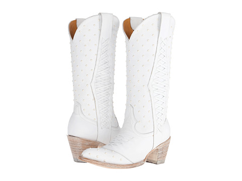 Old Gringo - Pearl Bride (White) Women's Boots