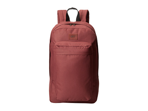 Obey - Everett Backpack (Burgundy) Backpack Bags