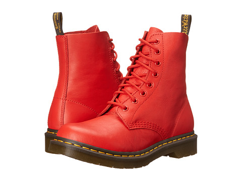 Dr. Martens - Pascal (Buffalo Blood Virginia) Women's Lace-up Boots