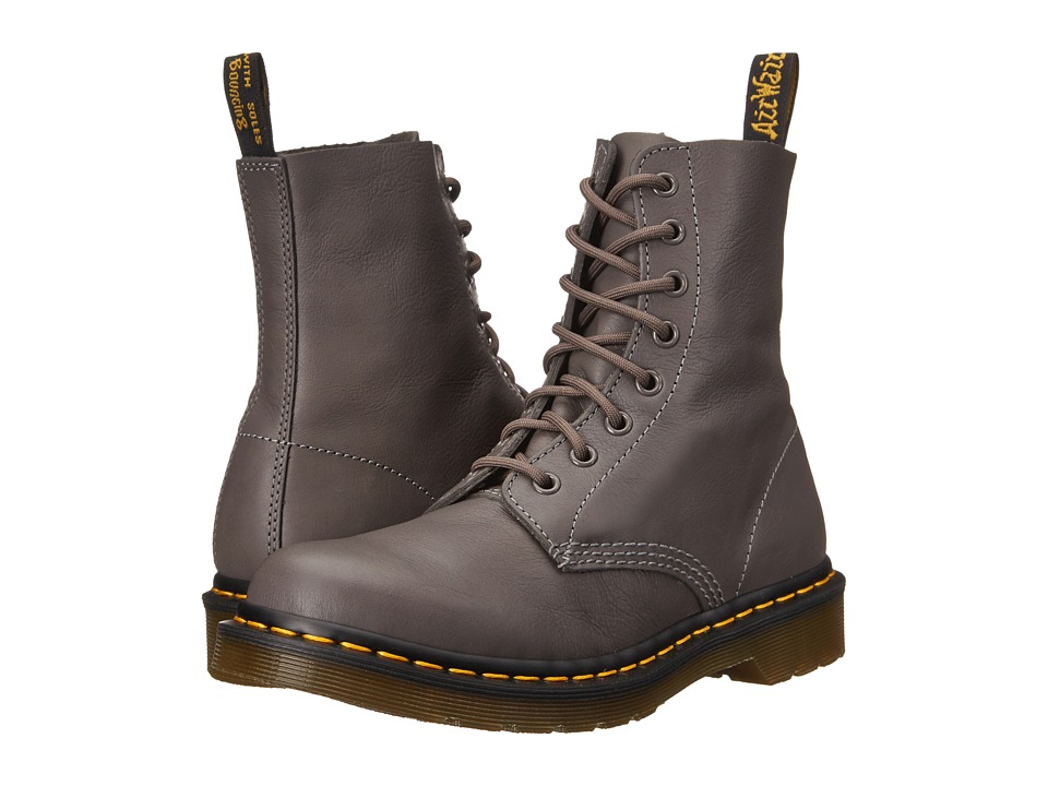 Dr. Martens - Pascal (Lead Virginia) Women's Lace-up Boots