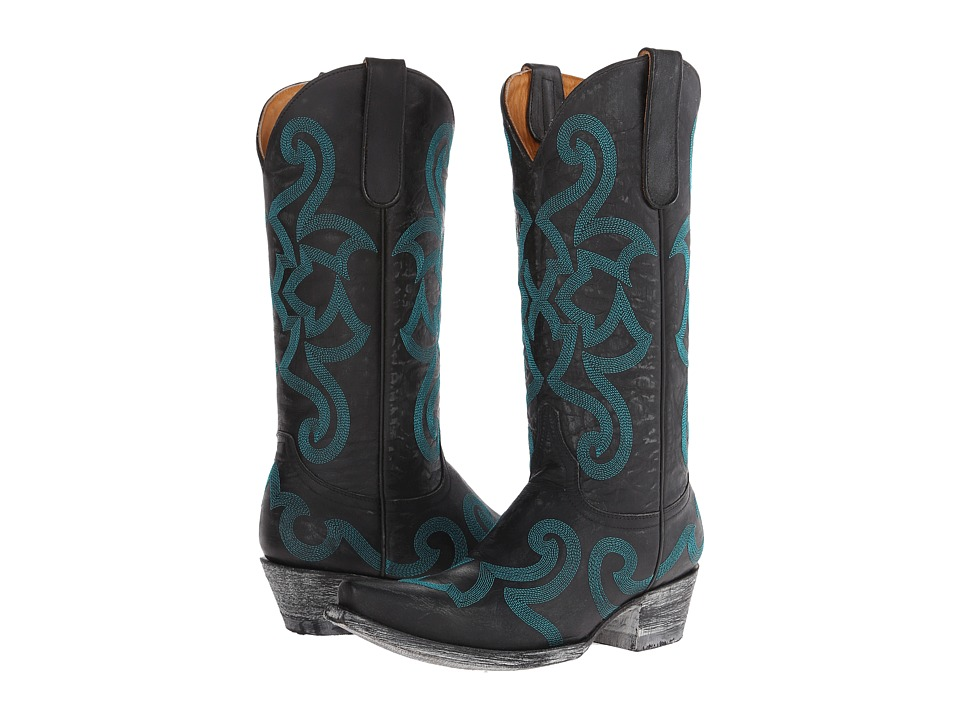 Old Gringo - Thora (Black) Women's Boots