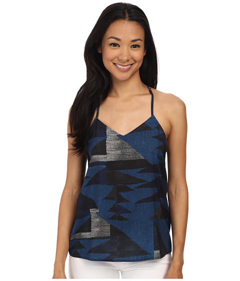 Mara Hoffman - Tank Top (Loom Blue) Women's Sleeveless