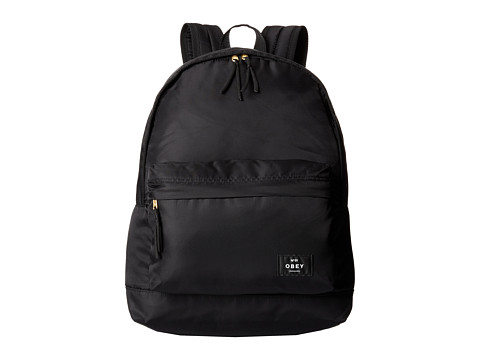 Obey - Laroche Backpack (Black) Backpack Bags