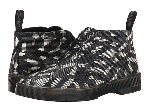 Dr. Martens - Daytona (Lead Aztec Weave) Women's Shoes