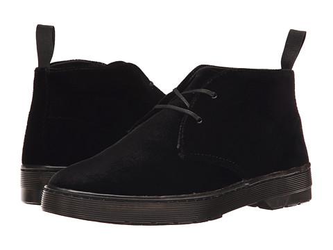 Dr. Martens - Daytona (Black Ze You Velvet) Women's Shoes