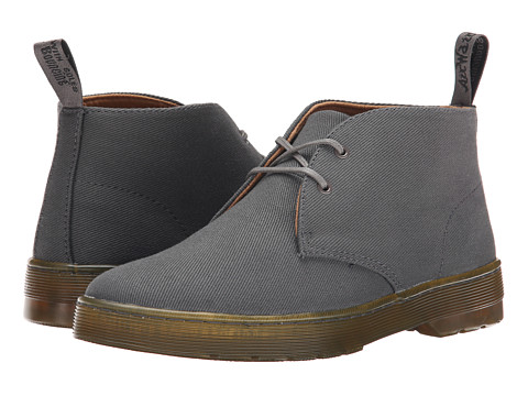 Dr. Martens - Daytona (Lead Overdyed Twill Canvas) Women's Shoes