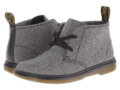 Dr. Martens - Jayda (Grey/Black Tweed Herringbone/Danio) Women's Shoes