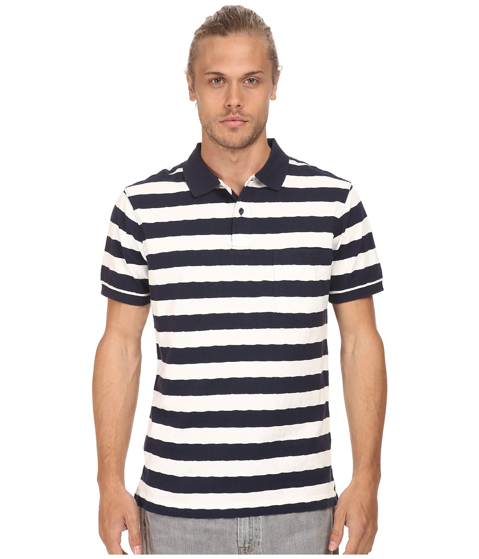Rodd & Gunn - Havelock Polo (Navy) Men's Clothing