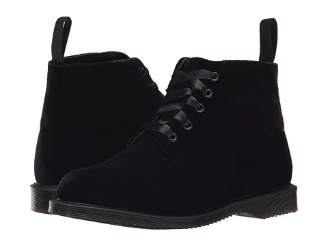 Dr. Martens - Lana (Black Ze You Velvet) Women's Shoes