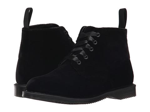 Dr. Martens - Lana (Black Ze You Velvet) Women's Shoes