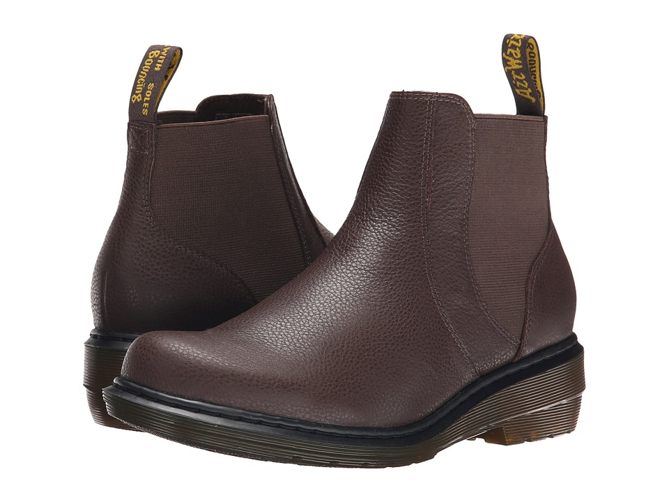 Dr. Martens - Pamela (Rich Brown Broadway) Women's Shoes