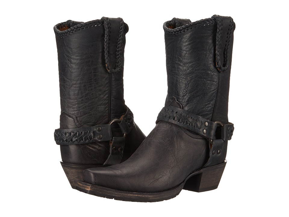 Lucchese - Jill (Black) Cowboy Boots
