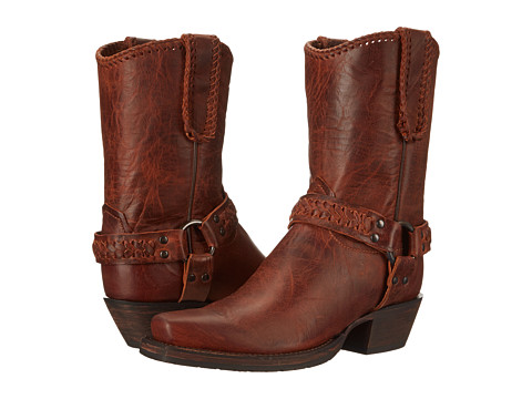 Lucchese - Jill (Honey) Cowboy Boots