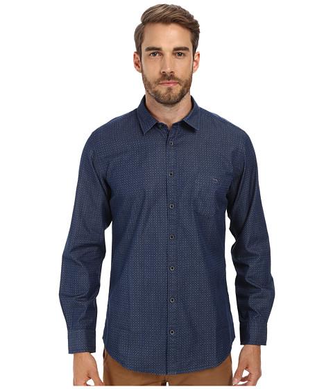 Rodd & Gunn - Creast Lane Shirt (Denim) Men's Clothing