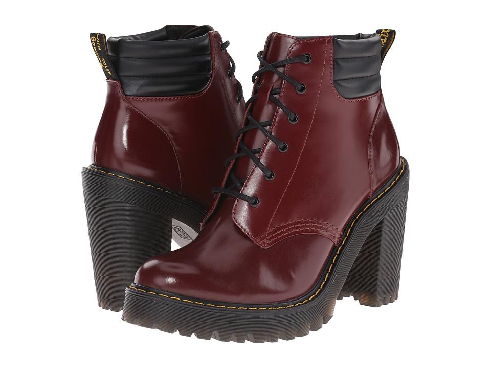 Dr. Martens - Persephone (Shiraz Buttero) Women's Shoes