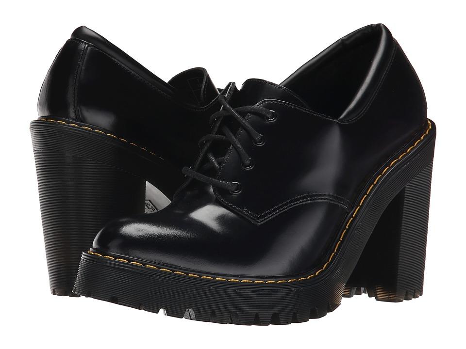 Dr. Martens - Salome (Black Buttero) Women's Shoes