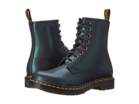 Dr. Martens - 1460 (Green Tracer) Women's Lace-up Boots