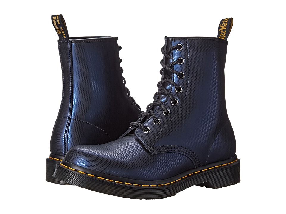 Dr. Martens - 1460 (Navy Tracer) Women's Lace-up Boots