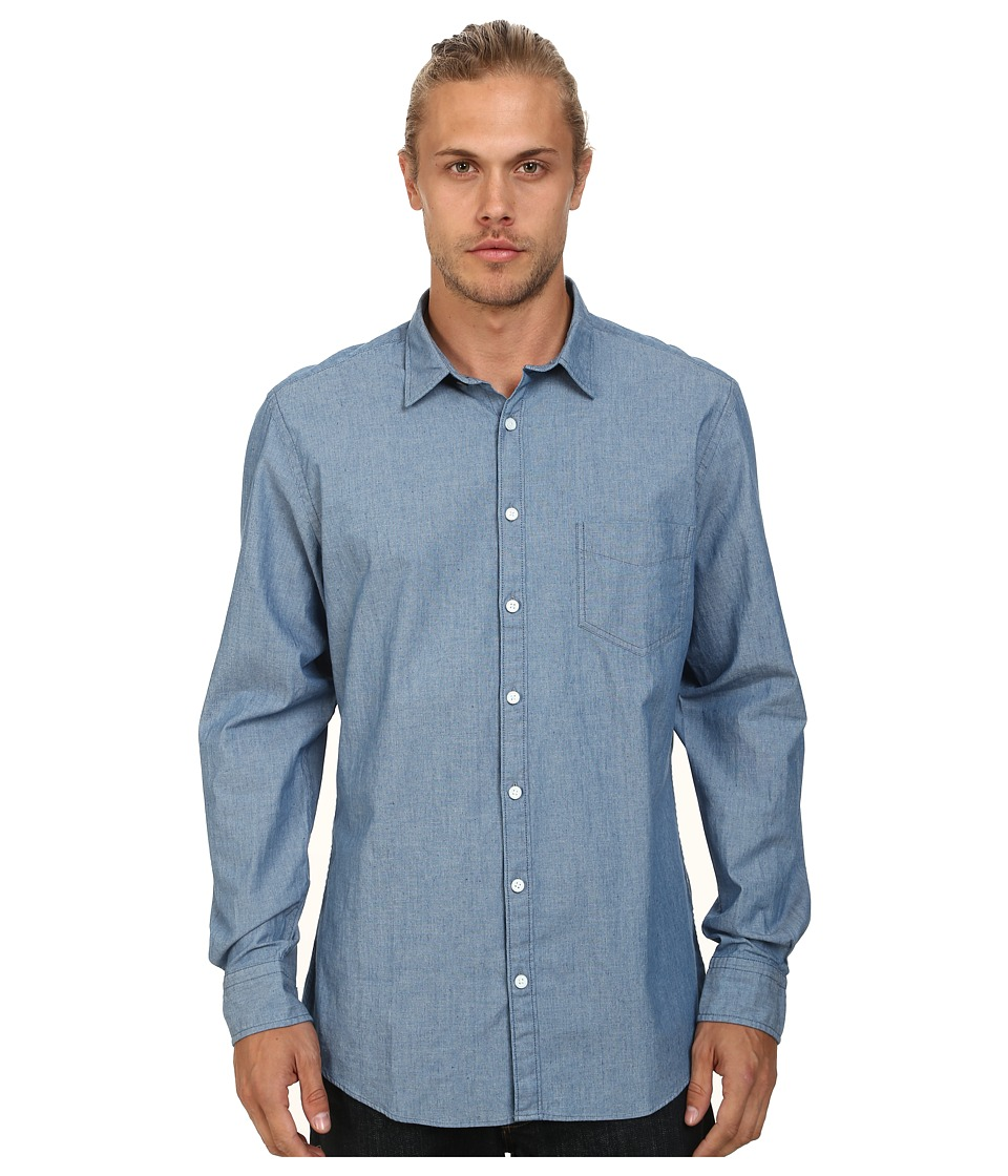 Rodd & Gunn - Dune Lake Shirt (Chambray 2) Men