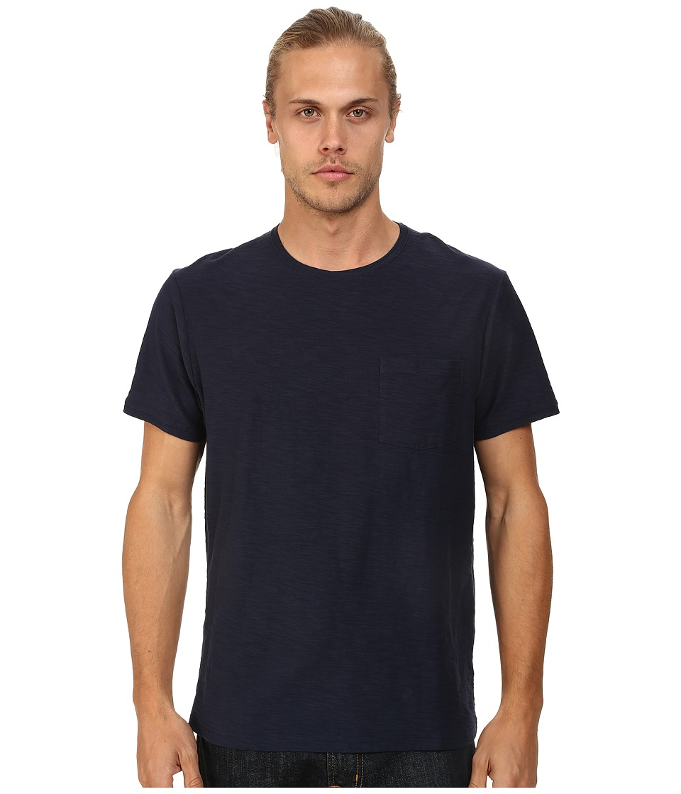 Rodd & Gunn - Stokes Valley Tee (Navy) Men's T Shirt