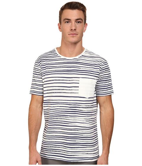 Rodd & Gunn - Wenderholm Tee (Foam) Men's T Shirt
