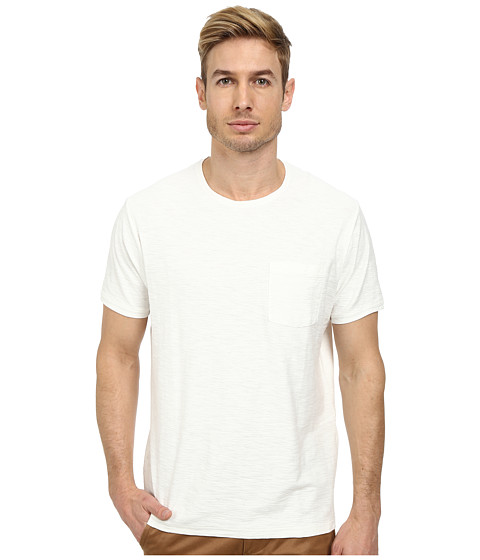 Rodd & Gunn - Stokes Valley Tee (Milk) Men's T Shirt