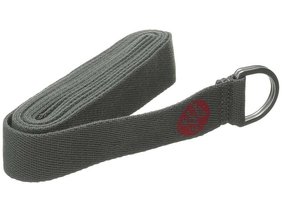 Manduka - UnfoLD Yoga Strap 8' (Thunder) Athletic Sports Equipment
