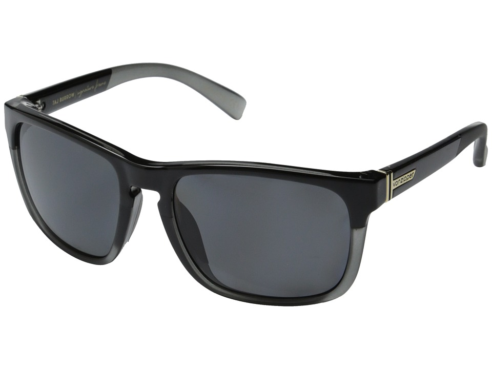 VonZipper - Lomax Polar (TAJ Signature/Grey Poly Polar) Fashion Sunglasses