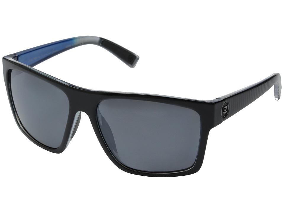 VonZipper - Dipstick Polar (Parko Signature/Grey Chrome Poly Polar) Sport Sunglasses