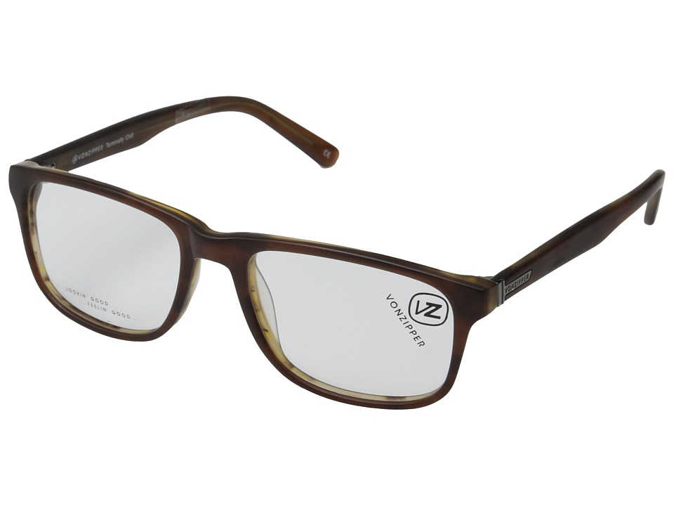 VonZipper - Terminally Chill Reader (Demi Tortoise) Sport Sunglasses